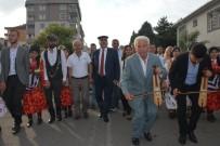 ERDOĞAN TURAN ERMİŞ - 12. Uluslararası Kemençe Ve Horan Günleri Başladı