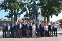 EMNİYET MÜDÜRÜ - Ayvalık'ta Kıbrıs Barış Harekâtı'nın 45. Yıldönümü Unutulmadı