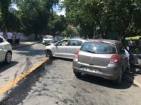 BEŞİKTAŞ - Beşiktaş'ta Feci Kaza Açıklaması 1'İ Ağır 2 Yaralı