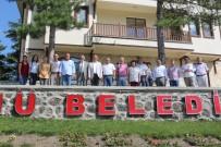 CHP'den Başkan Bozkurt'a Hayırlı Olsun Ziyareti