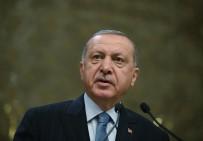 JANDARMA KOMUTANI - Cumhurbaşkanı Erdoğan'dan taziye telefonu