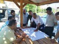 GÜZELKENT - Güzelkent'in İmar Sorunu Çözülüyor