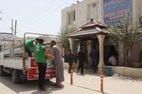 TIBBİ MALZEME - İdlib'deki Hastanelere Mama Desteği