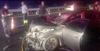 İki Kişinin Ölümüne Sebep Olan TIR Şoförü Tutuklandı