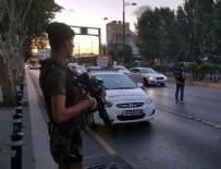 POLİS HELİKOPTERİ - İstanbul genelinde 'Yeditepe Huzur' uygulaması