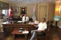 İsveç İslam Federasyonu Başkanı Akan, Ankara'da İstişarelerde Bulundu