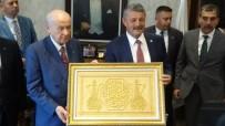 CUMHURBAŞKANLIĞI - MHP Lideri Bahçeli Açıklaması 'Türkiye'nin Önünü Kesmeye, Ömründen Çalmaya Heves Edenler Bunun Bedelini Ödeyeceklerdir'
