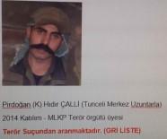 Öldürülen Teröristlerden 2'Si 'Mavi' Ve 'Gri' Listede