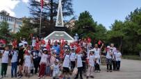 VALİ YARDIMCISI - Ortaokul Öğrencilerinden Şehitlik Ziyareti