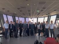 SABİHA GÖKÇEN - Singapur Heyeti İstanbul Havalimanı'nı Gezdi