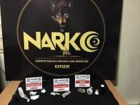 SENTETIK - Uyuşturucu Operasyonunda 12 Şahıs Yakalandı