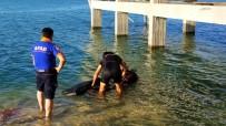 KARAKAYA - Yüzmek İçin Baraja Giren Genç Boğuldu