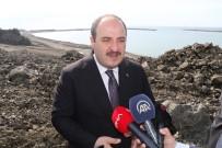 DEMIR ÇELIK - 150 Yıllık Proje Karadeniz'de Stratejik Konuma Sahip Olacak