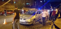 KOZLUCA - Adıyaman'da Otomobil İle Motosiklet Çarpıştı Açıklaması 2 Yaralı