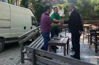 GEÇMİŞ OLSUN - Başkan Babaoğlu, Düzce'de Afetzedeleri Ziyaret Etti.