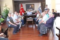 GEBZELI - Başkan Büyükgöz, Arapçeşme Sakinlerini Ağırladı