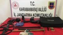 JANDARMA - Define Avcıları Suçüstü Yakalandı