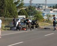 Edirne'deki Trafik Kazasında Ölü Sayısı 4'E Yükseldi