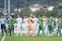 UMUT BULUT - İstikbal Mobilya Kayserispor'dan Kötü Prova Açıklaması 5-2