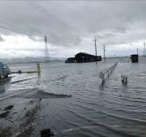 METEOROLOJI - Japonya'da Sel Uyarısı Açıklaması Binlerce Kişiye Tahliye Emri