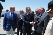 ULAŞTIRMA BAKANI - KKTC'de 'Gemi Kurtaran' Römorkörü Görevine Başladı