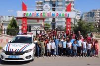 JANDARMA - Kuran Kursu Öğrencilerine Trafik Eğitimi