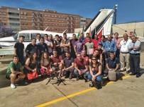 ANADOLU LİSESİ - Öğrenciler, İspanya'da Dron Eğitimi Aldı