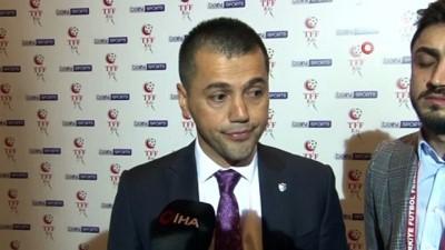 Hüseyin Üneş Açıklaması 'Bir Daha Geri Dönmemek Üzere Süper Lig'e Çıkmak İstiyoruz'
