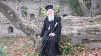 KIRAZLı - Patrik Bartholomeos Ayin İçin Balıkesir'e Gelecek
