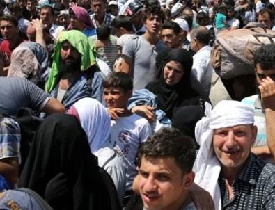 Suriyelilere karşı denetim arttırıldı