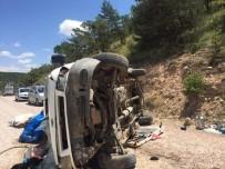 TARıM - Trafik Kazası 9 Yaralı