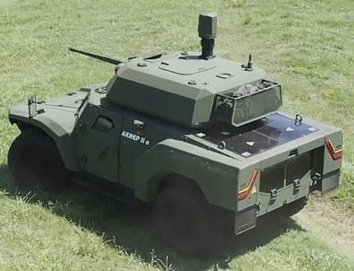 Türkiye'nin elektrikli zırhlısı görücüye çıktı