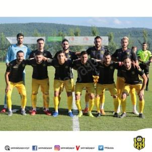 Yeni Malatyaspor Avrupa Maç Kadrosunu UEFA'ya Sundu