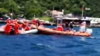 SAMSUNG - Yüzme Yarışı'nı Tamamlayan 156 Kişiye Denizde Müdahale