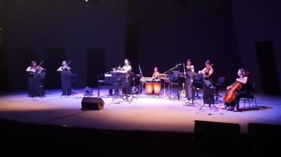 'Allegra Ensemble' sanatseverlerle buluştu