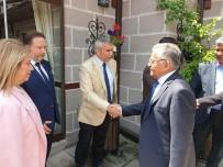 BELEDİYE BAŞKANI - Başkan Büyükkılıç TBB Toplantısına Katıldı