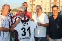 LÜTFÜ SAVAŞ - Beşiktaş Efsaneleri İle Hatay Protokolü Maç Yaptı