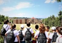 ÖĞRENCİLER - Bilge Çocuklar Darıca Hayvanat Bahçesi'ni Gezdi