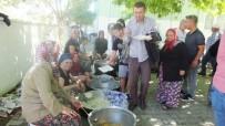 ALLAH - Burhaniye'de 30 Yıllık Mahalle Hayrı Yapıldı