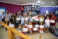 HAFTA SONU - Büyükşehir'in Bilim Evi Çocuklara Bilim Aşılamaya Devam Ediyor