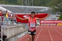 Darıca'lı Atlet Avrupa Şampiyonu Oldu