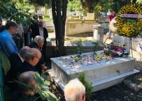 MILLIYET GAZETESI - Gazeteci Örsan Öymen Mezarı Başında Anıldı