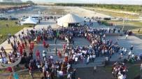 Geleneksel Türk Oyunları Erzurum'dan Yükseldi