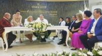 NECATI AKPıNAR - İzmir'in Önemli İsimlerini Buluşturan Nikah