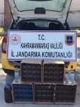 JANDARMA KOMUTANLIĞI - Kahramanmaraş'ta 80 Şişe Kaçak İçki Ele Geçirildi
