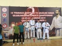 Karateciler 3 Madalya İle Döndü