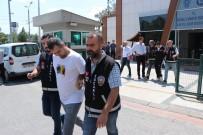 Kocaeli Polisi Ankara'daki Operasyonda 4 Şüpheliyi Gözaltına Aldı