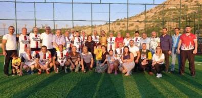 Mardinspor'un Eski Futbolcusu Hanna Çilli Anısına Turnuva