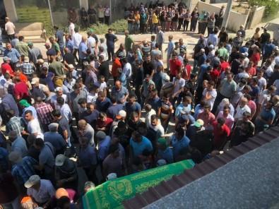 Marmara Gölünde Boğulan Biri Çocuk İki Kişi Son Yolculuğuna Uğurlandı