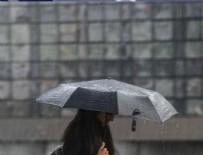 METEOROLOJI - Meteorolojiden yağış uyarısı!